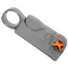 RG59 / RG6 Coaxial Cable Stripping Tool