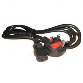 240v Mains Lead (Kettle Lead)