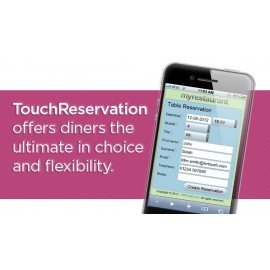 ICRTouch Reservation