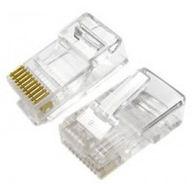 RJ48 Male Ethernet Ends