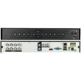 Starter Bundle 2 (4x Cameras, 1x 8 Channel DVR, 500GB Storage, 1x 12v 5A PSU w/ splitter, 4x 10m BNC / Power combo cables)