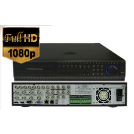 HD 8 CHANNEL DVR HOME CCTV RECORDER WITH NETWORK AND MOBILE PHONE REMOTE VIEWING