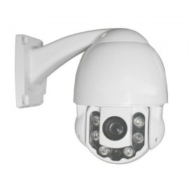 650TVL 10X MINI HIGH SPEED EXTERNAL PTZ DOME CAMERA 40M IR