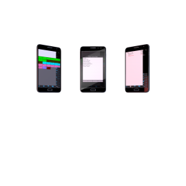 ICR Pocket Touch Waiter Pads