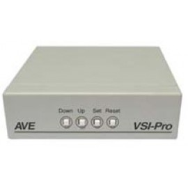 AVE VSI-Pro EPOS Journal to CCTV Text Overlay Box