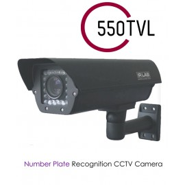 ANPR ELITE 550 TVL 10-40MM LENS NUMBER PLATE RECOGNITION CAMERA
