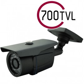 700 TVL Outdoor CCTV Bullet Camera with InfaRed