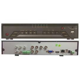 Starter Bundle 1 (2x Cameras, 1x 4 Channel DVR, 500GB Storage, 1x 12v 2A PSU w/ splitter, 2x 10m BNC / Power combo cables)