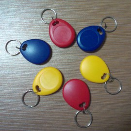 RFID Keyring Tag