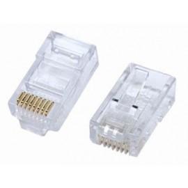 RJ45 Male Ethernet Ends