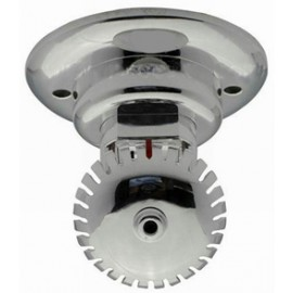 CCTV Camera built into Water Sprinkler Head