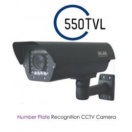 ANPR 550 TVL 6-15MM LENS NUMBER PLATE RECOGNITION CAMERA